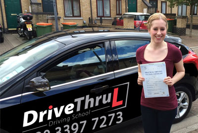 intensive driving courses london' Driving Test Stories, pass driving test,Driving lesson Reviews and Testimonials, DriveThruL Driving School London