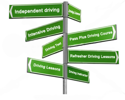 We provide driving lessons, intensive course and a lot more in East London