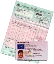 How applying for a provisional driving licence